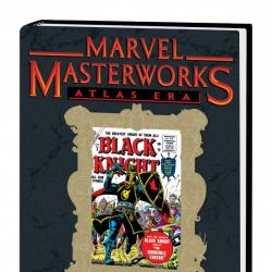 Marvel Masterworks: Atlas Era Black Knight/Yellow Claw Vol. 1 Variant