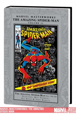 Marvel Masterworks: The Amazing Spider-Man Vol. 11 (Hardcover)