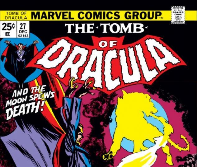 Tomb Of Dracula #27
