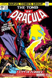 Tomb of Dracula (1972) #27