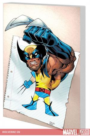 Wolverine: Worst Day Ever! GN-HC (Graphic Novel)