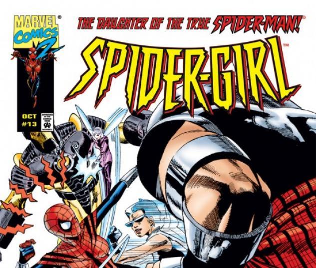 Spider-Girl (1998) #13
