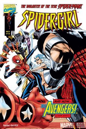 Spider-Girl #13