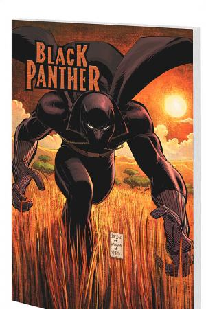 Black Panther: Who Is the Black Panther (Trade Paperback)