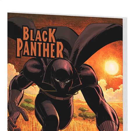BLACK PANTHER: WHO IS THE BLACK PANTHER #0