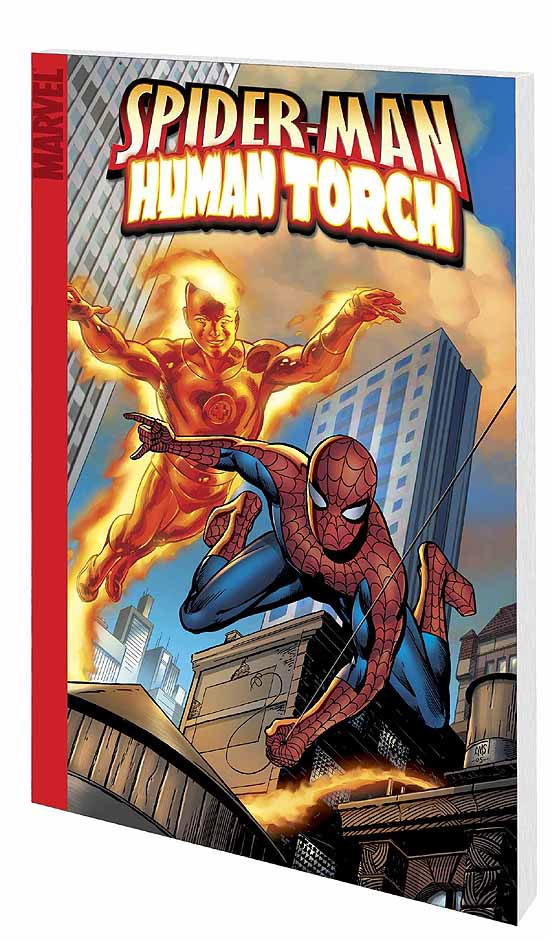 Spider-Man/Human Torch: I'M with Stupid (Trade Paperback)