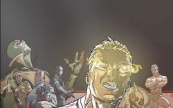 NEW INVADERS (2007) #9 COVER