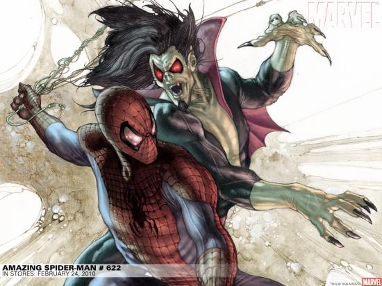 Amazing Spider-Man (1999) #622 Wallpaper