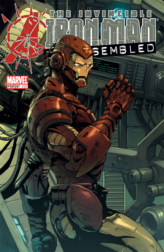 Iron Man (1998) #87