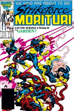 Strikeforce: Morituri (1986) #2