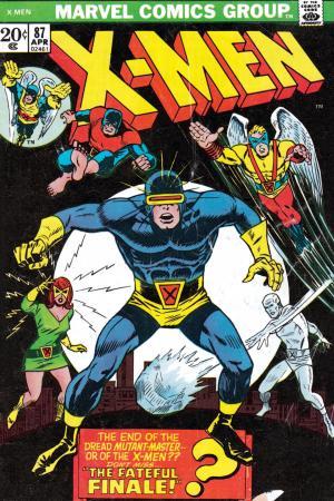 Uncanny X-Men (1963) #87