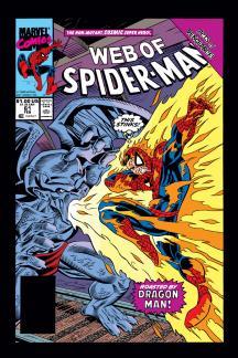 Web of Spider-Man (1985) #61