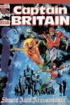 Captain Britain (1985) #14 Cover