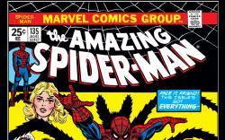 Amazing Spider-Man (1963) #135 Cover