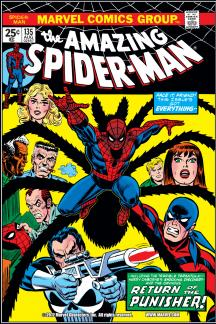 Amazing Spider-Man (1963) #135 Cover
