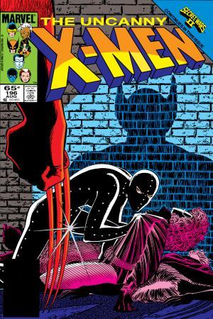 Uncanny X-Men (1963) #196