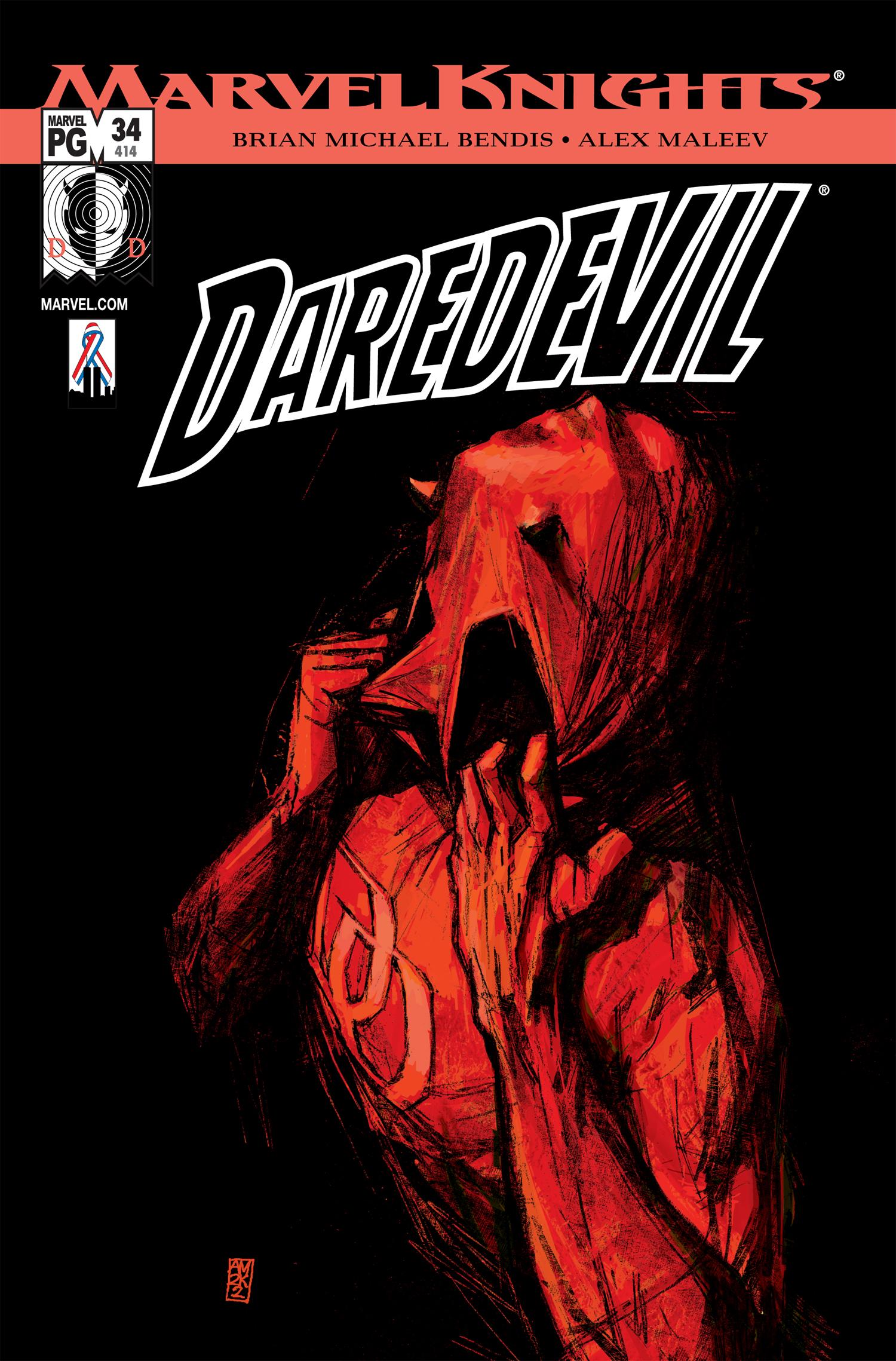 Daredevil (1998) #34