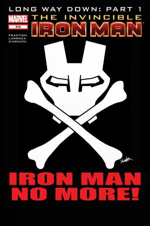 Invincible Iron Man #516