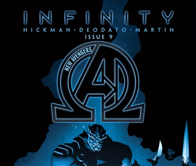 NEW AVENGERS 9 (NOW, INF, WITH DIGITAL CODE)
