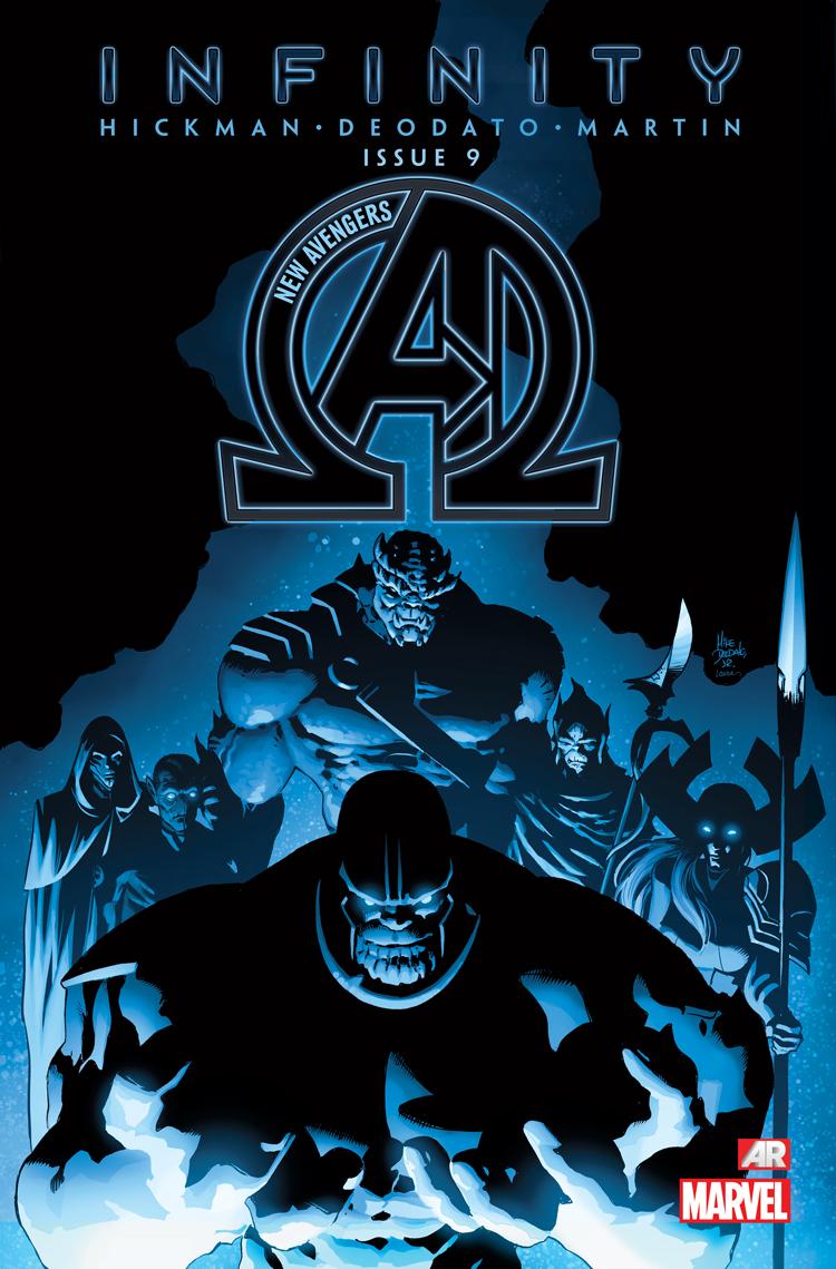 New Avengers (2013) #9