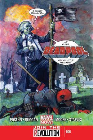 Deadpool (2012) #6