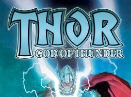 THOR: GOD OF THUNDER 25 (WITH DIGITAL CODE)