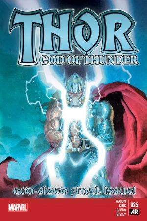 Thor: God of Thunder (2012) #25