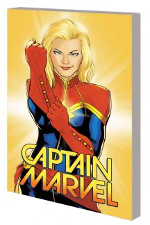 Captain Marvel Vol. 1: Higher, Further, Faster, More (Trade Paperback)