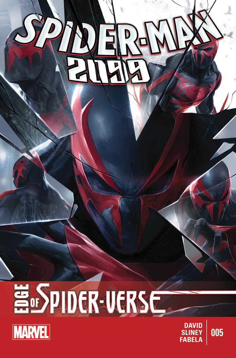 Spider-Man 2099 (2014) #5