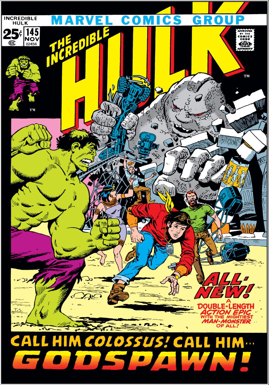 Incredible Hulk (1962) #145