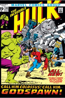 Incredible Hulk #145