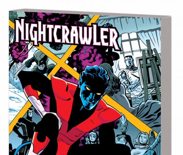 NIGHTCRAWLER VOL. 1: HOMECOMING TPB