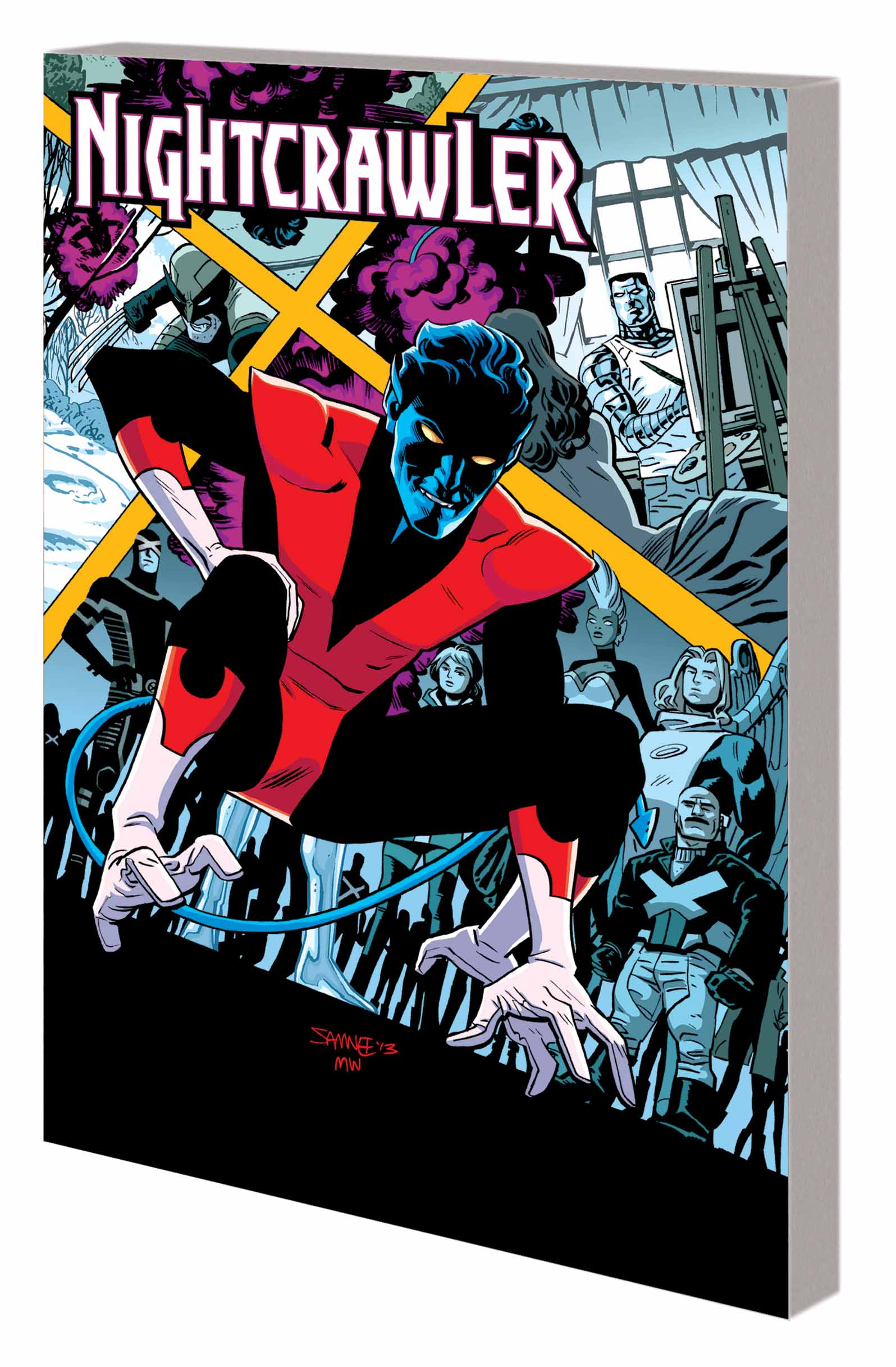 Nightcrawler Vol. 1: Homecoming (Trade Paperback)