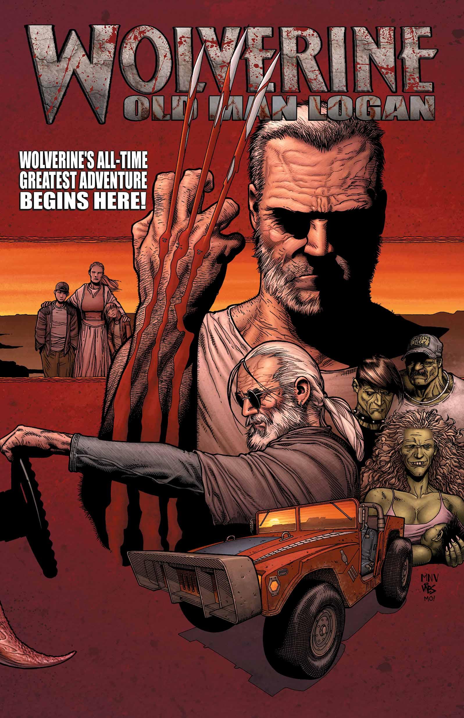 True Believers: Old Man Logan (2015) #1