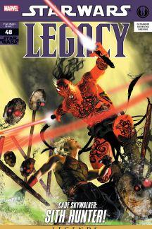 Star Wars: Legacy #48