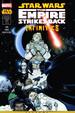 Star Wars Infinities: The Empire Strikes Back #1