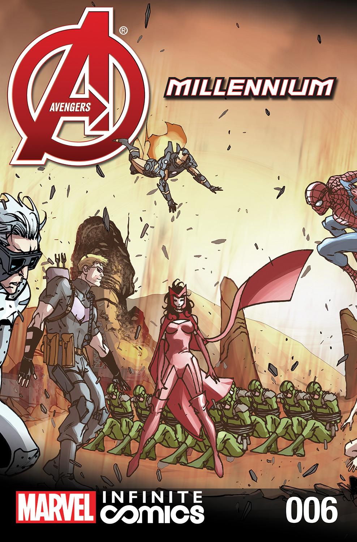 Avengers: Millennium Infinite Comic (2015) #6