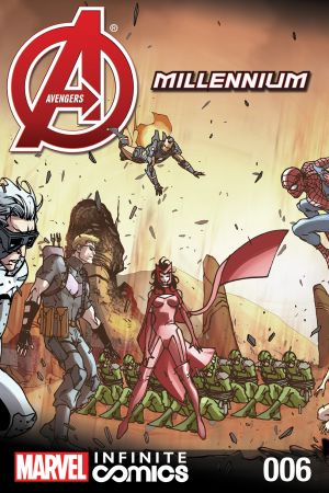 Avengers: Millennium Infinite Comic #6