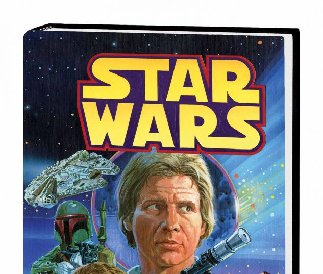 STAR WARS: THE ORIGINAL MARVEL YEARS OMNIBUS VOL. 3 HC PALMER COVER