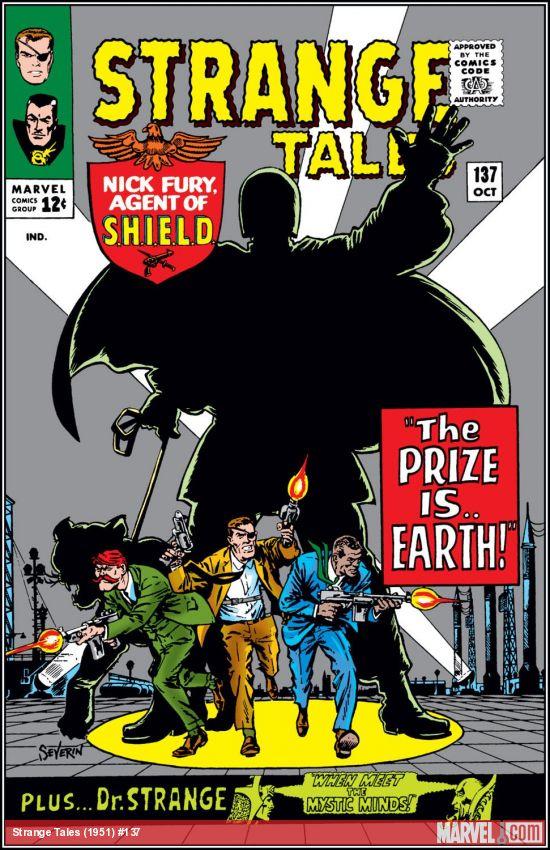 Strange Tales (1951) #137