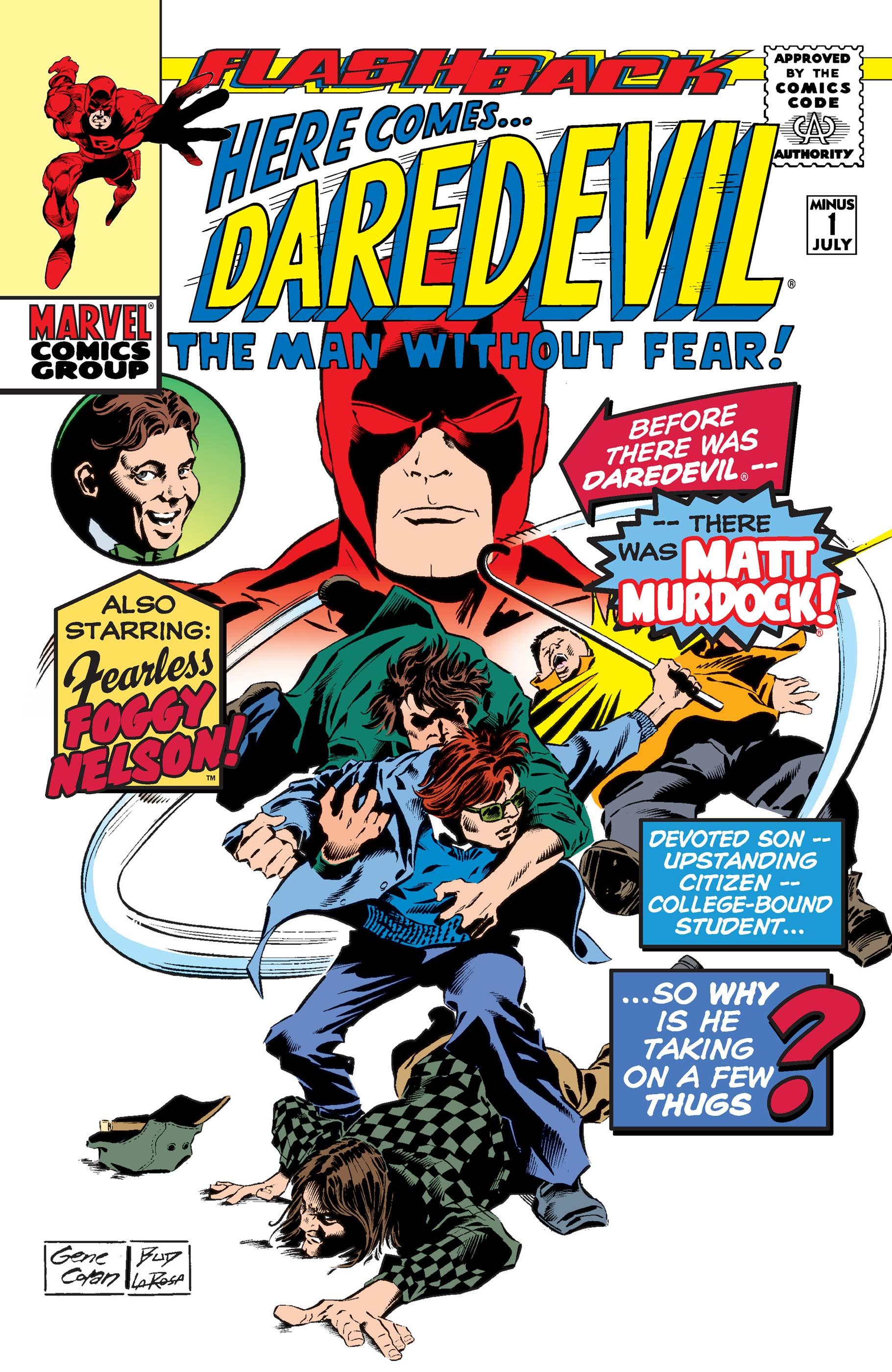 Daredevil (1964) #-1