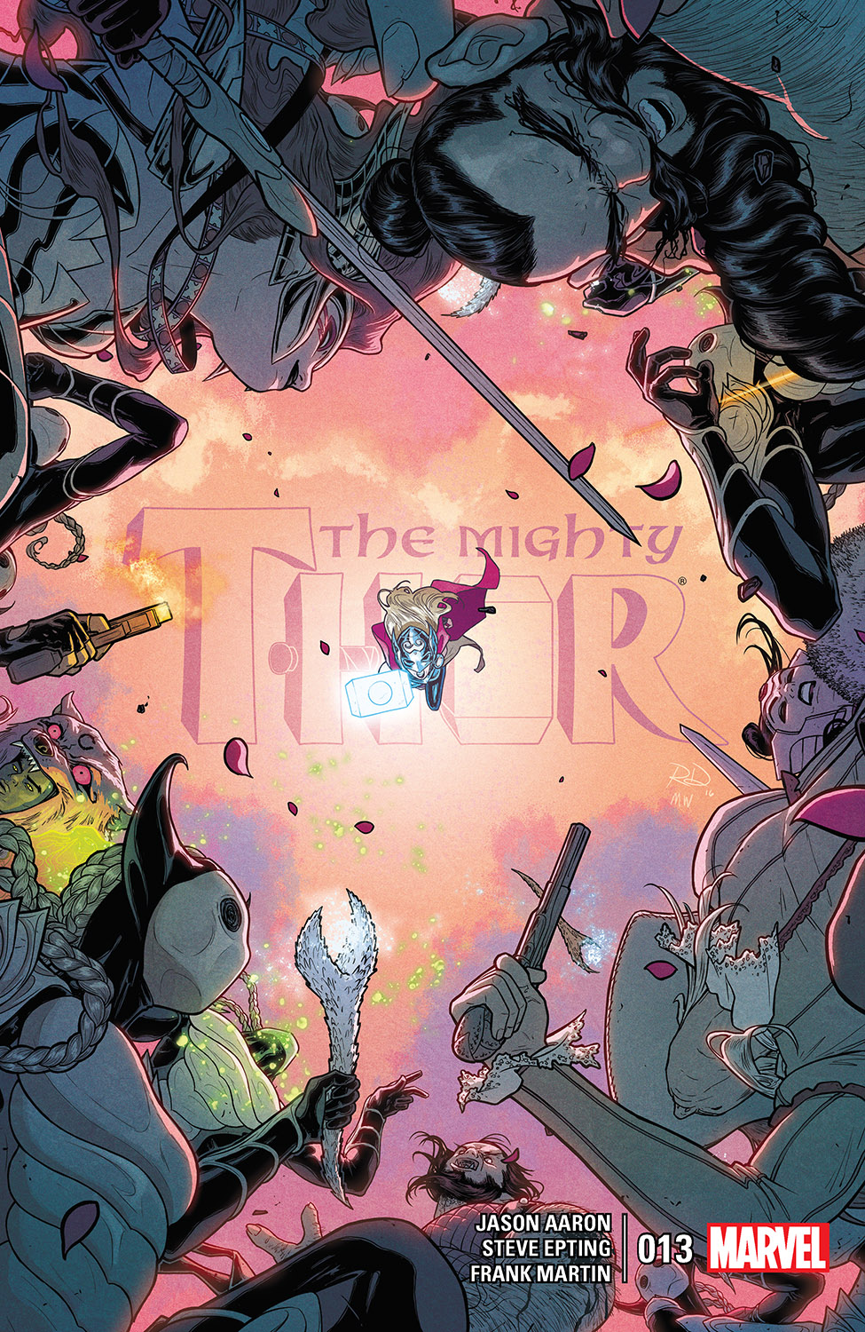 Mighty Thor (2015) #13