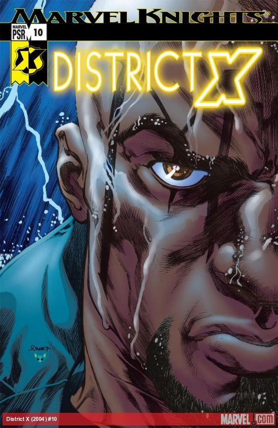 District X (2004) #10
