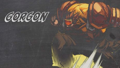Gorgon - Marvel 101