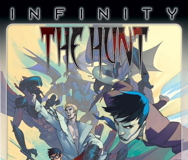 cover from Infinity: The Hunt (2013) #4