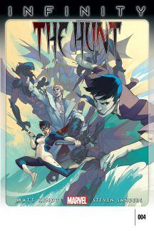 Infinity: The Hunt (2013) #4