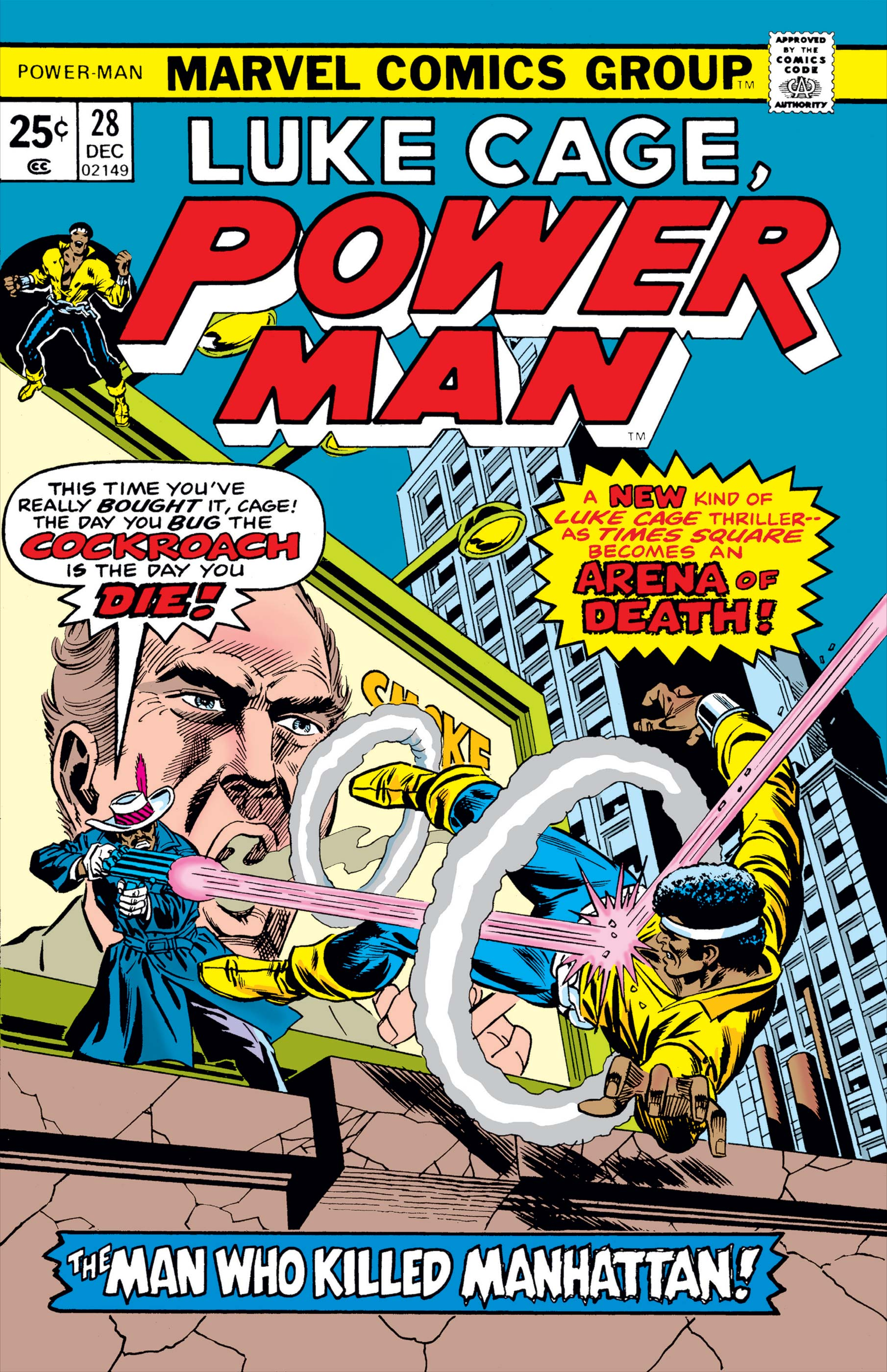 Power Man (1974) #28