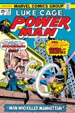 Power Man (1974) #28 cover