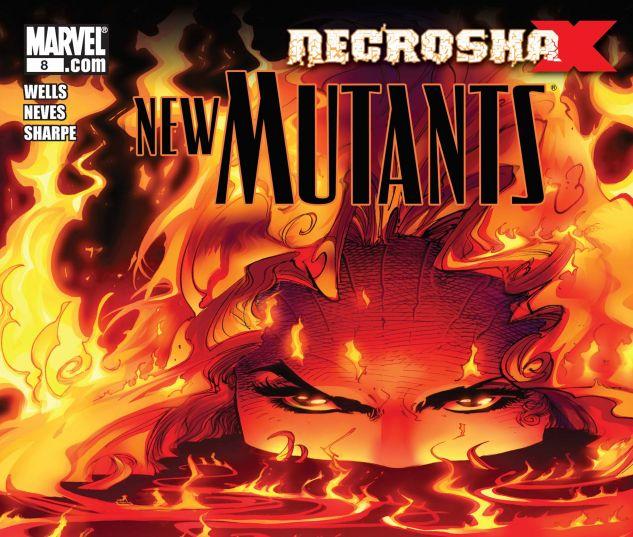 New Mutants (2009) #8