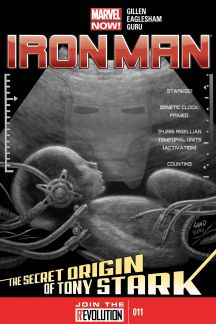Iron Man (2012) #11